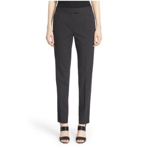 Lafayette 148 New York Irving Stretch Wool Pant